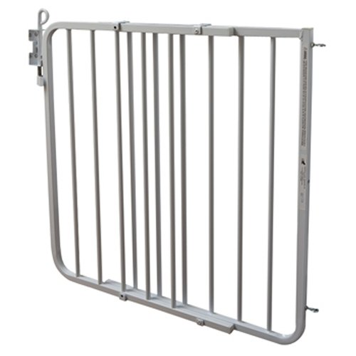 Cardinal Gates Auto-Lock Gate, White