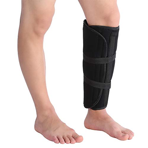 Calf Support, Shank Brace Strap Tibia and Fibula Fracture Orthosis External Fixation for Reduce Pains by Filfeel