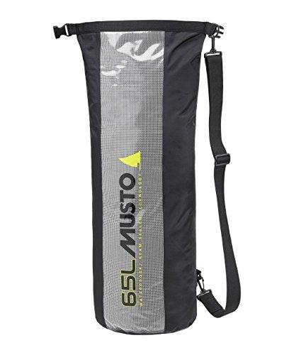 Musto Essential 20L 20 Liter Kapazität Dry Schwarz