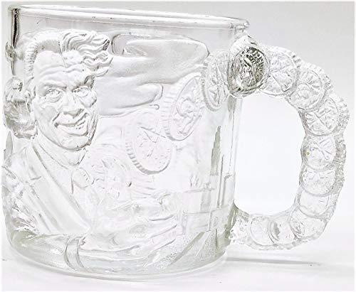Batman Forever Two Face Glas Tasse 1995 McDonald's