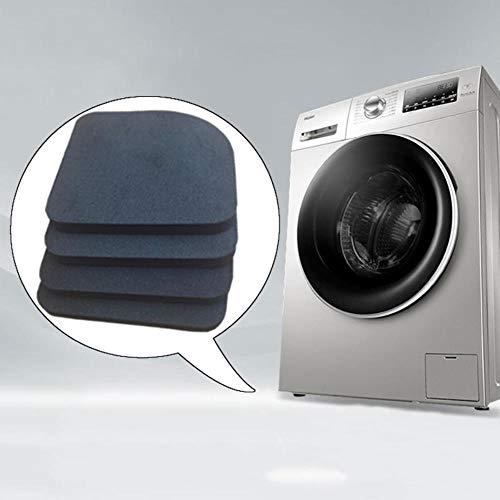 Nieuwste 8 STKS /4 STKS Terug Anti-Shock Pad voor Keuken Wasmachine Tafelstoel Meubilair Anti-Vibratie Antislip Been Rubber Pads 4pcs