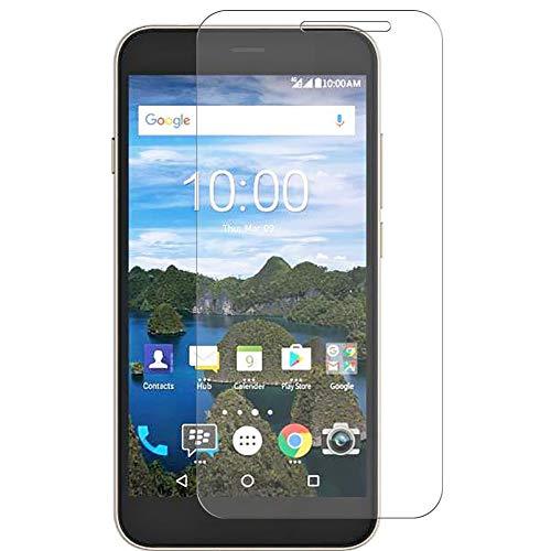 Vaxson 3 Stück Schutzfolie, kompatibel mit BlackBerry Aurora, Bildschirmschutzfolie TPU Folie [nicht Panzerglas]