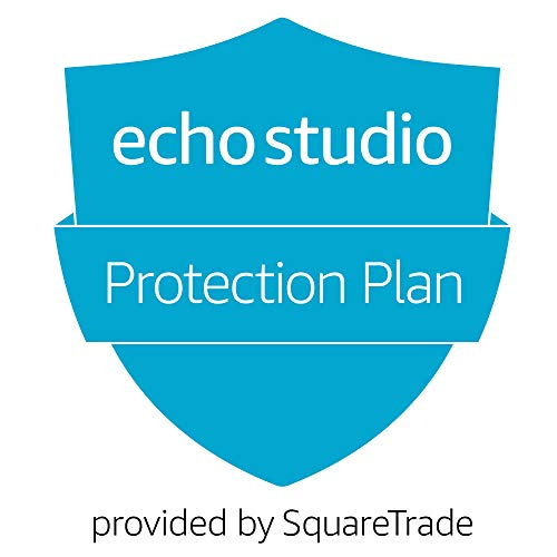 Price comparison product image 2-Year Protection Plan plus Accident Protection for Echo Studio (2019 release,  delivered via e-mail)