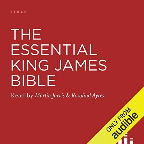 『The Essential King James Bible』のカバーアート