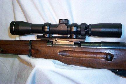 PM Mosin Nagant M44 & M 38 Rifle Scout Scope Mount