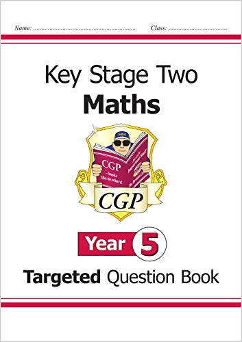 KS2 Maths Targeted Question Book - Year 5: superb for learning at home
