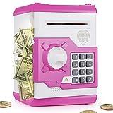 PLAYSHEEK Piggy Bank for Girls Boys...