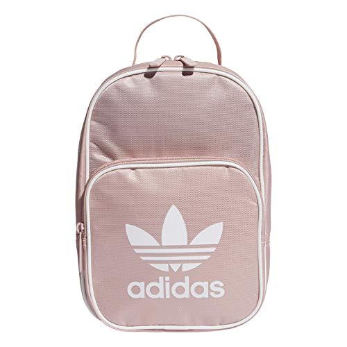 adidas Originals Unisex Santiago Insulated Lunch Bag, Pink Spirit, ONE SIZE