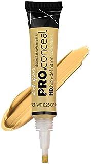 PROconceal HD concealer- yellow corrector