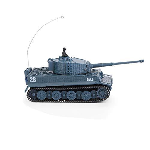 Wosune Juguete del Tanque, Juguete teledirigido del Tanque del Juguete teledirigido del Tanque del Mini Juguete RC del Tanque, para el niño