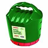 Bosmere N644 - Diseminador de fertilizante para césped