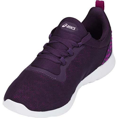 ASICS Women's Gel-Fit Sana 4 Training Shoes, 7M, Night Shade/Purple Spectrum