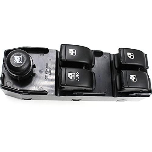 para Buick, para Chevrolet Optra, para Daewoo Lacetti 2004-2007, 96552814 Nuevo Interruptor Maestro de Ventana de energía eléctrica