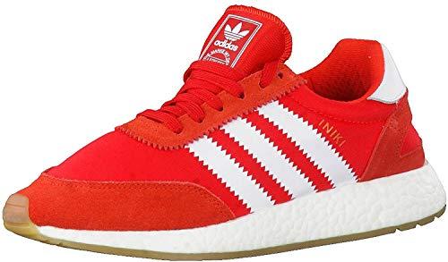 adidas Men's Iniki Runner Fitness Shoes, Red (Rojo/Ftwbla/Gum3 000), 7.5 UK