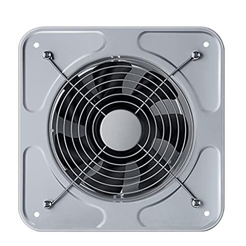 Ventilador Extractor De Cocina, Extractor De Ventilación Industrial, Ventilador De Flujo De Aire Y 8 Pulgadas, Para Garaje, Tienda, Invernaderos, Granjas De Cría, Fábricas, Almacenes ( Size : 8in )