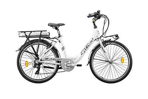 bicicletta elettrica donna bici pedalata assistita ATALA E-RUN 7.1 LADY 500 26''