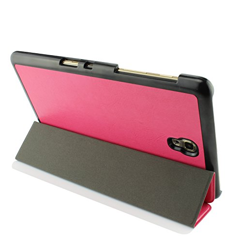 Urcover - Funda para Samsung Galaxy Tab 8.4 (con función Atril y Encendido automático)
