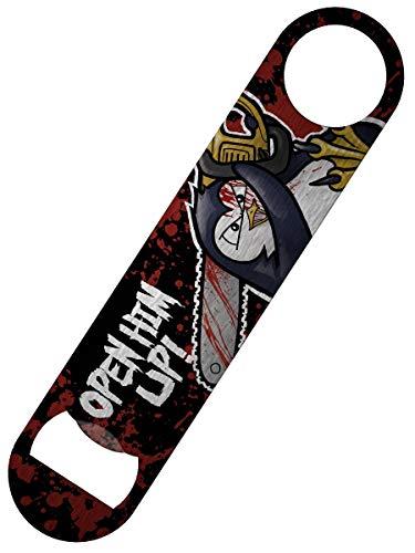 Psycho Penguin Décapsuleur 18 x 4 cm Open Him Up Bar Blade