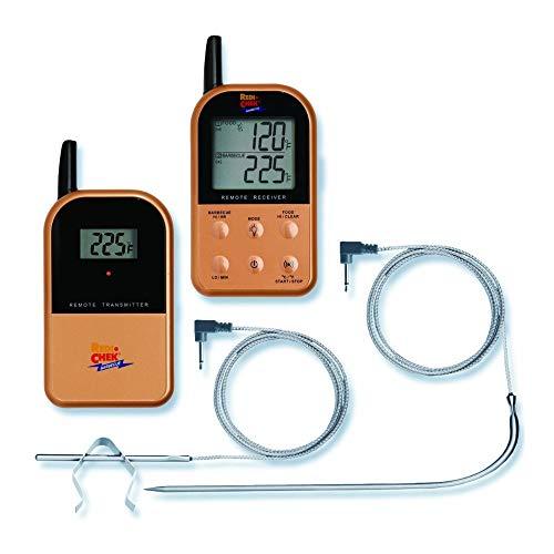 Maverick ET732 Long Range Wireless Dual 2 Probe BBQ Smoker Meat Thermometer Set - Maverick Et732 Copper Color Cooper