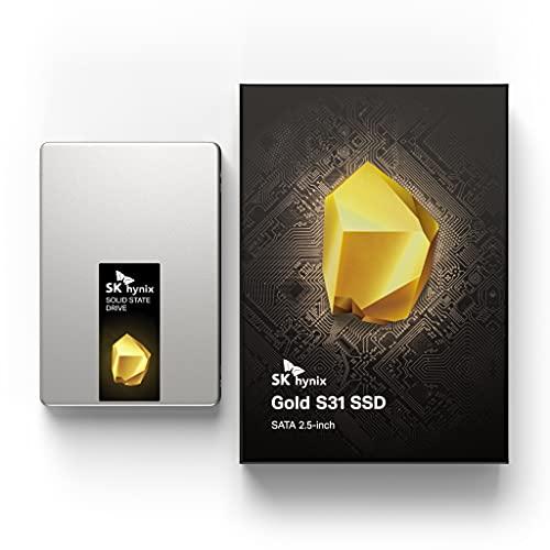SK hynix Gold S31 1TB SATA Gen3 2.5 inch Internal SSD | SSD 1TB | Up...