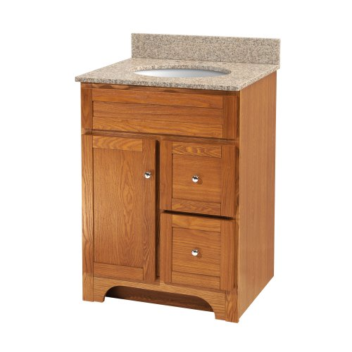 Where to buy Foremost WROA2421D Worthington 24 Inch Oak Bathroom