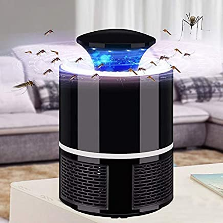 Clomana® Electronic LED Mosquito Killer Machine Trap Eco Friendly Baby Mosquito Insect Repellent Lamp (Multicolour)
