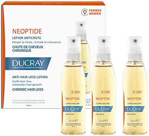 Ducray Neoptide Loción Anticaida Crónica Para Mujeres - 3...
