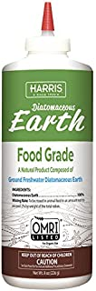 Sponsored Ad - HARRIS Diatomaceous Earth Food Grade, Half Pound