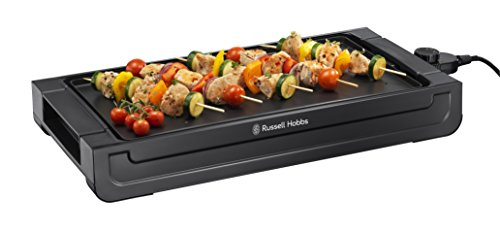 Russell Hobbss Removable Plate Griddle Black 22550