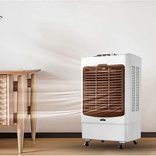 XYSQWZ Tragbare Klimaanlage Doppelschlauch, industrielle Mobile Kühlung, Klimaanlage, Werkstatt zu Hause, Energiesparende Kaltklimaanlage für Wohnzimmer Auto Schlafzimmer