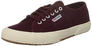 Superga Unisex 2750 Cotu Classic Sneaker, Rot (Dark Boredeaux), 43 EU (B007CFPXNK) | Amazon price tracker / tracking, Amazon price history charts, Amazon price watches, Amazon price drop alerts