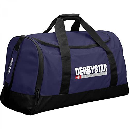 Derbystar Hyper Unisex Sporttasche, Navy, M: 64 x 32 x 34 cm