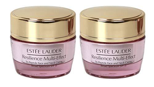 Lot 2 X Estee Lauder Resilience Lift Firming/sculpting Face & Neck Creme, 0.5 Oz Each by Estee Lauder