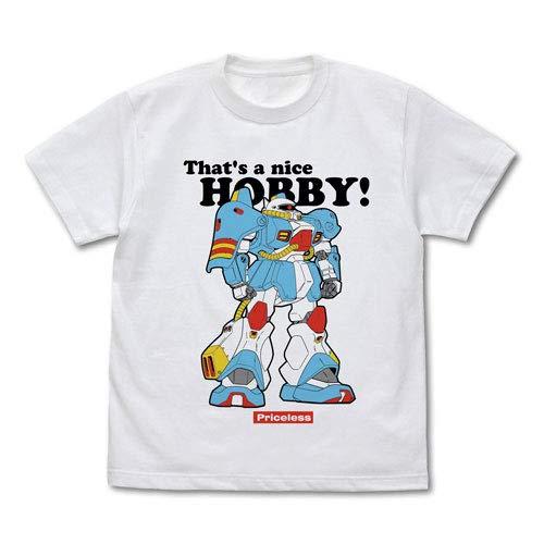 機動戦士ガンダム 逆襲のシャア ホビー・ハイザック Tシャツ/WHITE-L