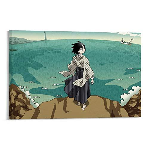 BAOBAI Anime Sayonara, Zetsubou-Sensei Canvas Art Poster and Wall Art Picture Print Modern Family Bedroom Decor Posters 24x36inch(60x90cm)