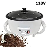 Coffee Roaster, 750g Coffee Roaster Machine, Non-Stick Coffee Bean Roaster for Home Use 110V by TuTu Home