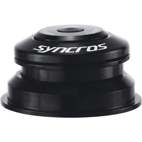 SYNCROS 228441 - Bicicleta Unisex para Adulto, Color Negro,