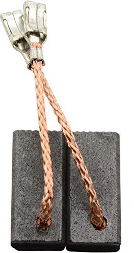 Escobillas de Carbón para HILTI TE2 martillo - 5x8,5x18mm - 2.0x3.1x7.1'' - Con dispositivo de desconexión