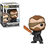 Jokoy Funko Pop Television : Game of Thrones - Beric Dondarrion (2018 Fall Convention Exclusive) 3.75inch Vinyl Gift for Fantasy Fans Chibi
