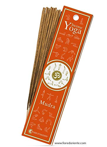 Fiore d'Oriente Mudra Yoga Paquet de 10 encens