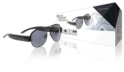 König SASDVRSG13 Gafas de Sol con Camara Full