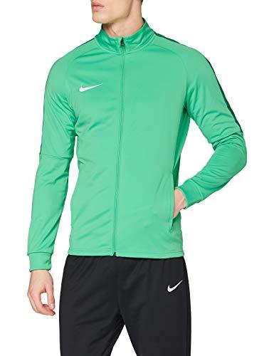 Nike Men's Dry Academy 18 - Chaqueta de futbol para hombre, Verde (Green Spark/Pine Green/White) talla del fabricante: L