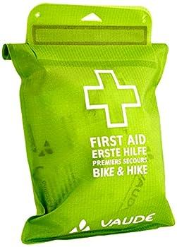 VAUDE First Aid Kit M imperméable Premiers Secours Vert Chute Taille Unique