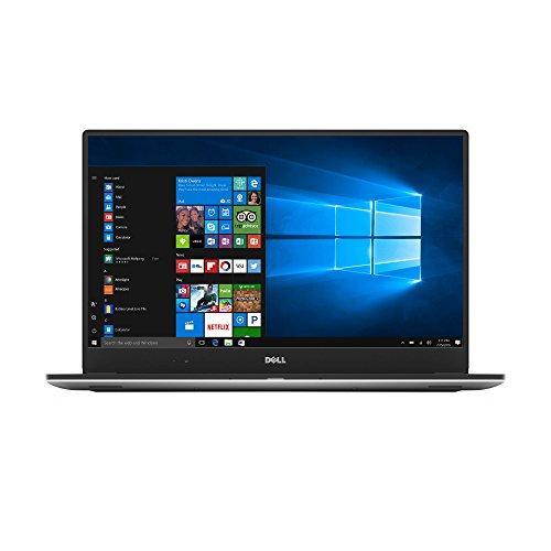 Dell XPS 15 9560 PC portable 15,6' 4K Argent (Intel Core i7, 16 Go de RAM, SSD 512 Go, Nvidia Geforce GTX 1050 4 Go, Windows 10 Professionnel)
