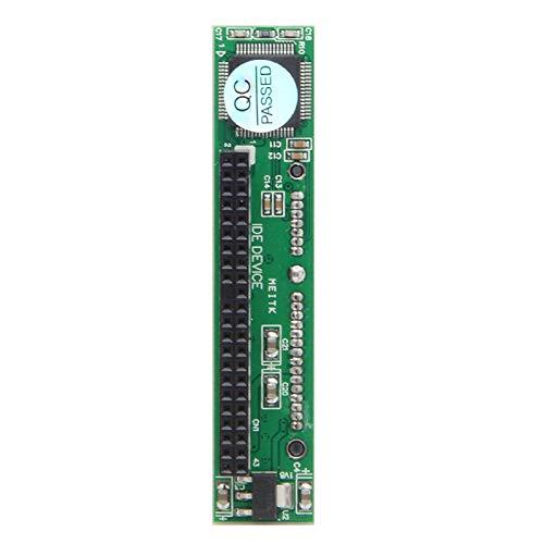 Cablecc IDE 44 pines de disco a SATA hembra convertidor adaptador PCBA para portátil y disco duro de 2,5 pulgadas