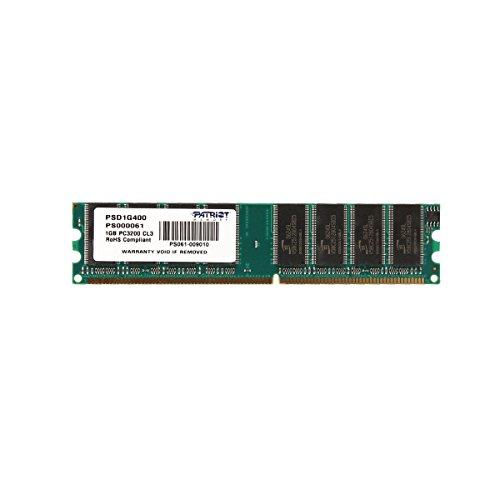 Patriot Memoria RAM DIMM 1 GB DDR-400