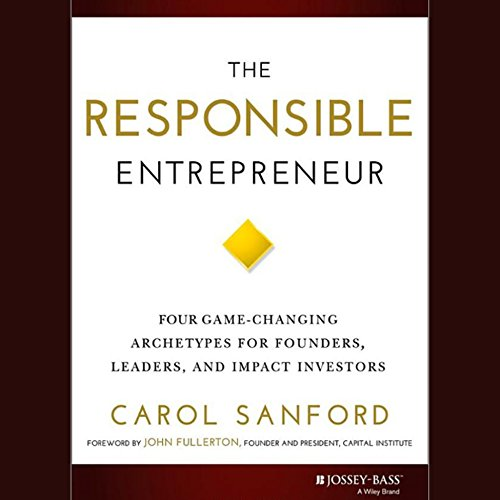 The Responsible Entrepreneur cover art