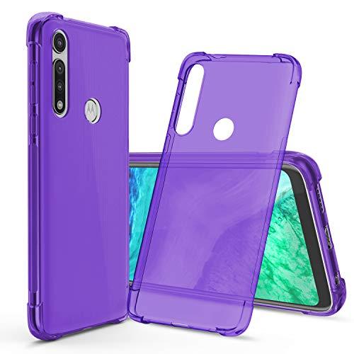 Cbus Wireless Schutzhülle für Motorola Moto G Fast (Silikon) Violett