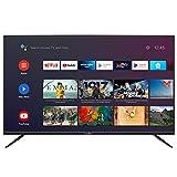 smart tech led 43 smart tv smt43f30uc2m1b1 4k uhd android 9.0 dvb-t2/s 3*hdmi
