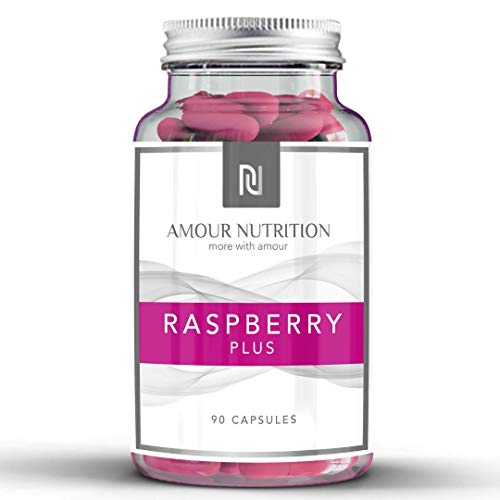 Raspberry Plus, Raspberry Ketones Plus Vitamins, Suitable for Men and Women, Powerful Weight Management Formula